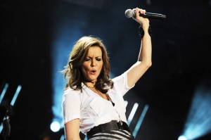 McBride has won over 15 major music awards and holds the record for most amount of nominations for CMA's Female Vocalist of the Year.