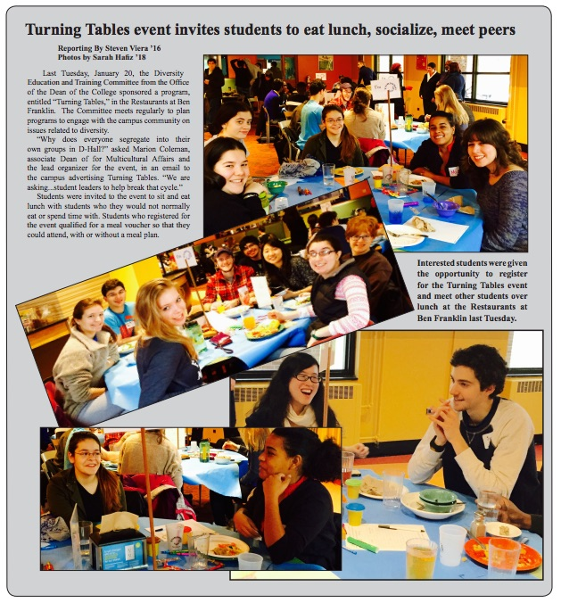 TCR 1-26-15 Turning Tables