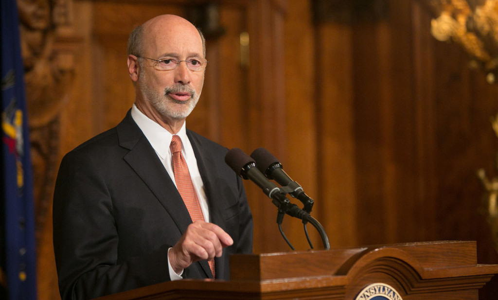 Tom Wolf, governor of Pennsylvania, will deliver the Commencement Address on Saturday, May 7 for members of F&M's graduating class.